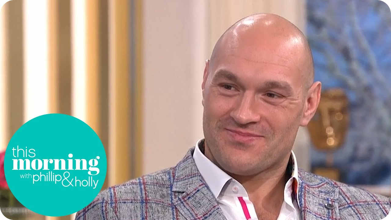 Exclusive: Tyson Fury Fresh From His World Heavyweight Win Against Deontay Wilder   This Morning
