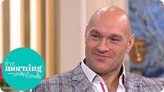 Subscribe now for more! http://bit.ly/1jm41yftyson fury is the man everyone talking about. new wbc world heavyweight champion of and 'gypsy ...