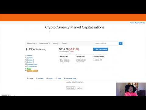 CrytoCurrency PreSearch