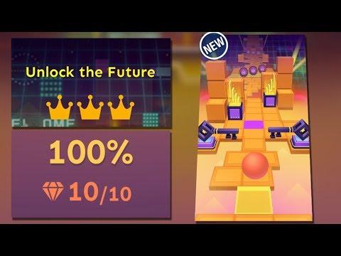 Rolling Sky - Unlock The Future