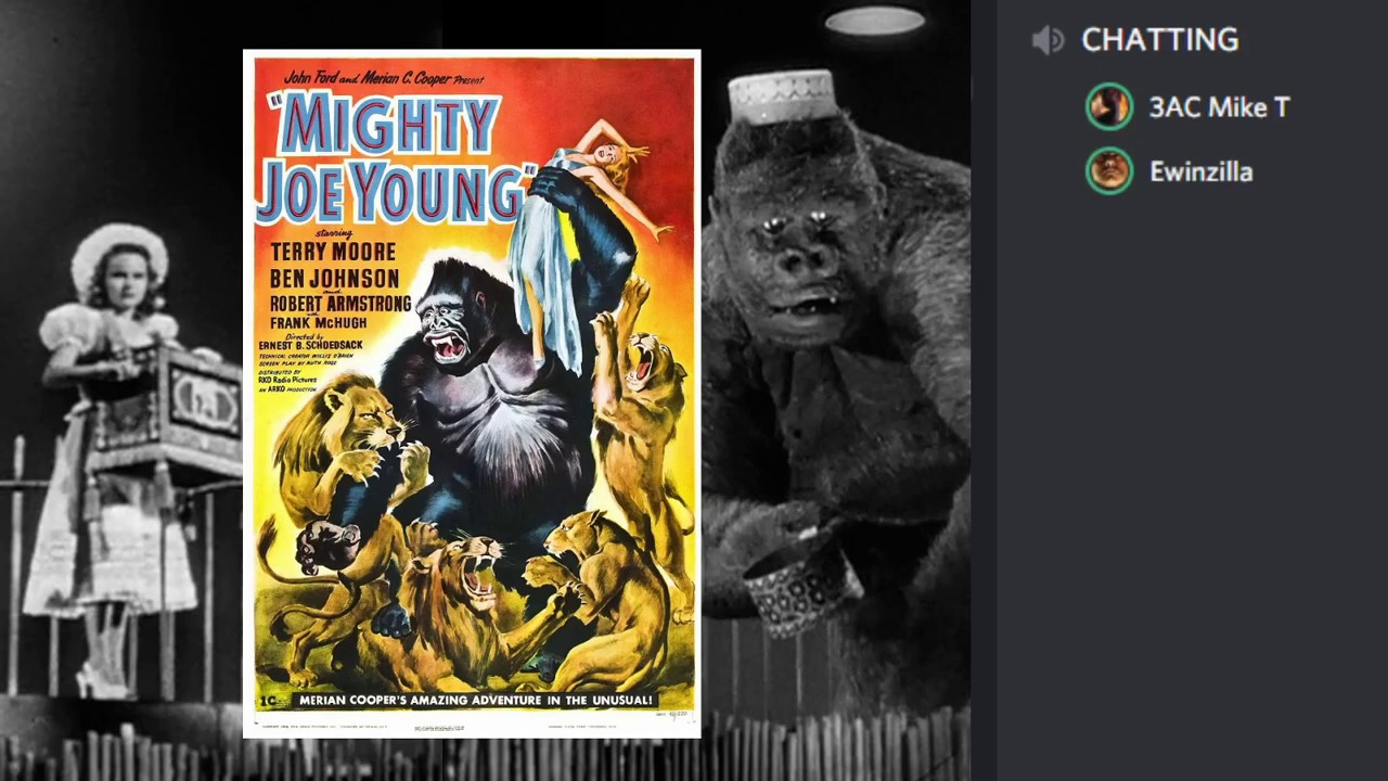 Download Mighty Joe Young (1949) Commentary