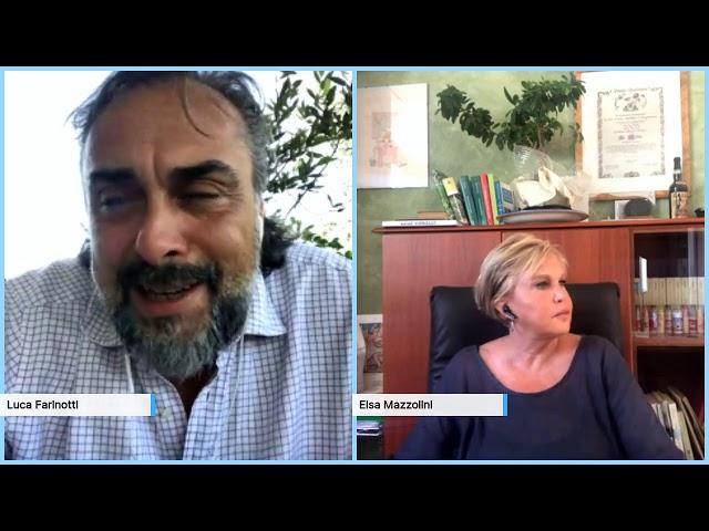 Luca Farinotti: ReINstaurant (decalogo pratico per un nuova ristorazione) con Elsa Mazzolini