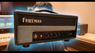 Friedman JJ Jr THE BEST 20 WATTS EVER!?!