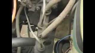видео Замена тормозной жидкости Ваз 2106