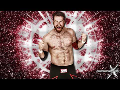 WWE: Worlds Apart ► Sami Zayn 3rd Theme Song