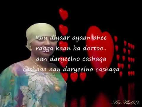 Farxiya fiska-Aan Daryeelno Cashaqa with somali Lyrics