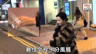 C1:劉嘉玲開餐風騷晒紅鑽