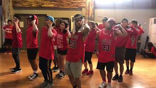 Mau Dance Challenge by Rockwell #msc #TheBrothersMovement