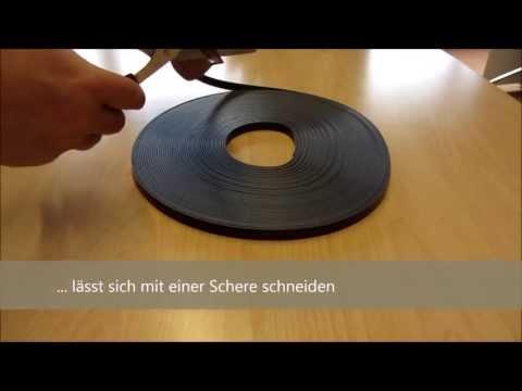 Magnetband Selbstklebend Youtube