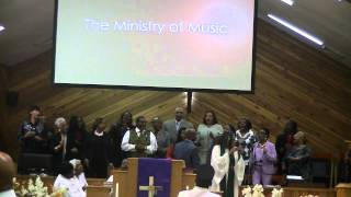 Georgia Mass Choir - all in his hand by Evangelist Chapel AME Church