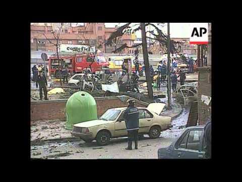 Spain - Car Bomb