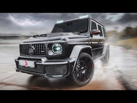 12 МЛН в ТЮНИНГ! 700 л.с. G700 за 30 МЛН + ЗАВОД BRABUS RUSSIA. Mercedes-AMG G 63. Тест. Тюнинг.