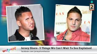 Jersey Shore Season 4: Five Things We Can