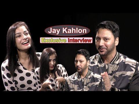 Jay Kahlon   Lollipop   Exclusive Interview   Channel Punjabi