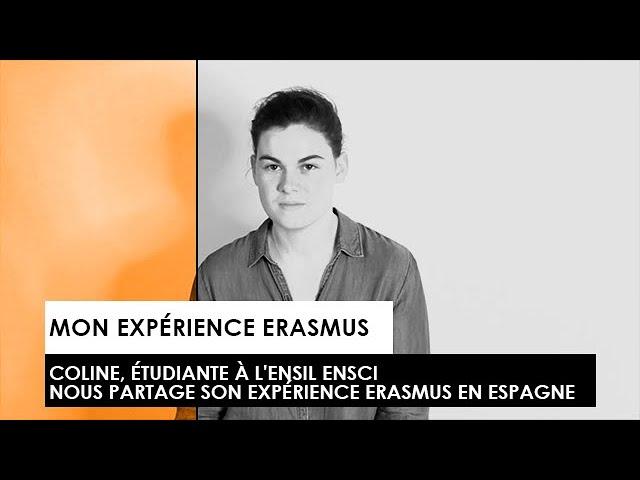 [TEMOIGNAGE] : Coline nous partage son expérience ERASMUS en Espagne
