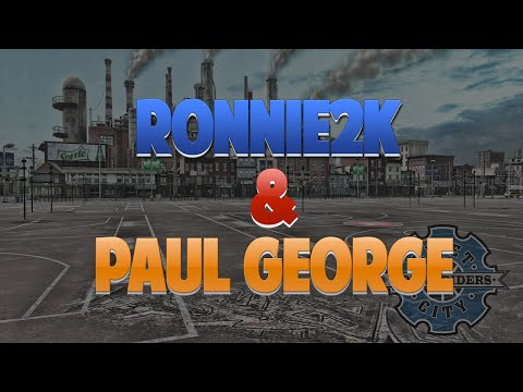 NBA 2K15 MyPark - Ronnie2K Teams Up With Paul George & LD2K At Rivet City!