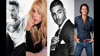 TOP 10: Mejores Cantantes Colombianos