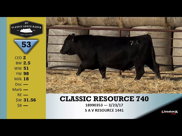Classic Angus Ranch Lot 53