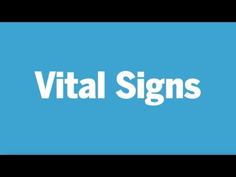 Vital Signs Week 11: Health & Tech: Finding Ways to Improve Care