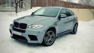 BMW X6m 900л С Тест Драйв Anton Avtoman Тестдрайв БМВ Обзор