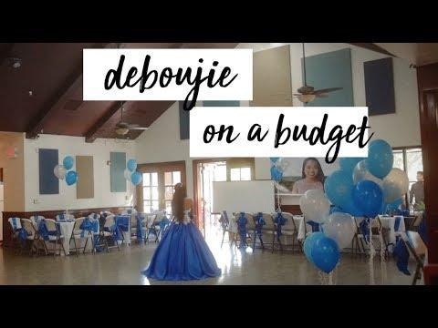 How To Plan A Debut   Dane's Deboujie