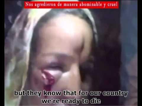 Sahrawi women under Moroccan occupation in Western Sahara