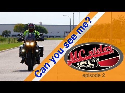 CAN YOU SEE ME NOW? - Episode 2 MCrider