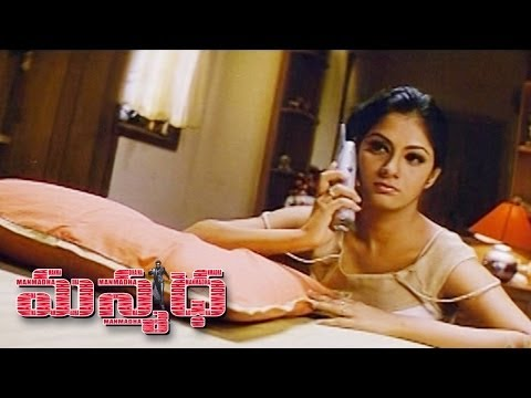 Manmadha Movie - Choopulthone  Full Video Song - Simbu, Jyothika