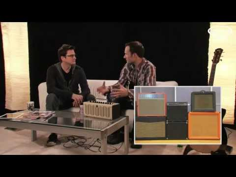 Yamaha THR10 Desktop Amplifier with Julian Ward