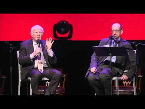 Taylor Branch Interview at MLK Event at the Apollo Theater