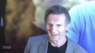 Liam Neeson cast in The Great Game | Daily Celebrity News | Splash TV
