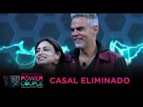 Tatí E Nizo São Eliminados Do Power Couple Com 20,37% Dos Votos