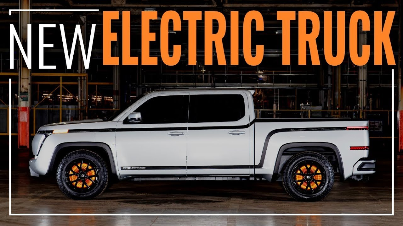 New ELECTRIC TRUCK to Rival TESLA Cybertruck | EV News