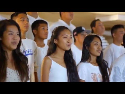 Maui High School Chamber Choir - Stand By You by Rachel Platten
