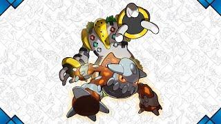 Celebrate the Legendary Pokémon Heatran and Regigigas in March!