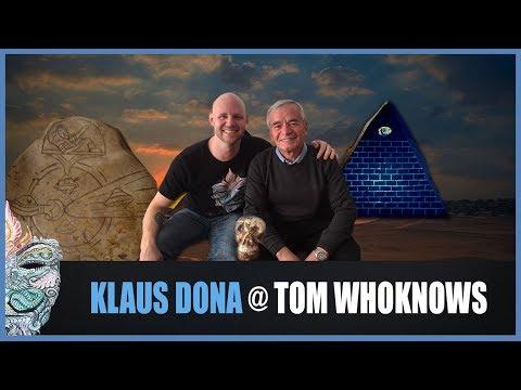 Klaus Dona @ Tom WhoKnows - Prähistorische Artefakte, die es nicht geben dürfte - oder doch?