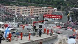 Monaco 2012 - Formule 1 - Race - Before The End 2