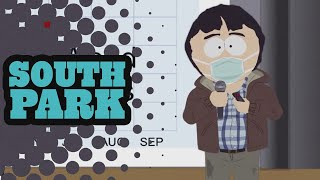 """The Pandemic Special"" Premieres Sept 30 - SOUTH PARK"
