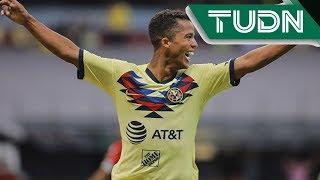 Gol de dos Santos | América 3 - 1 Tijuana | Liga MX - J3 | TUDN México