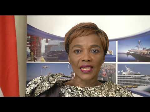 Deputy Minister Sindisiwe Chikunga message on International Maritime Organisation elections