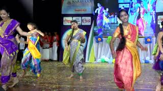 NARAYANA-TPT-ENCS-DANCE BY VIII & IX GIRLS