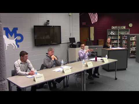 Mineral Point School Board Candidate Forum 3.6.18