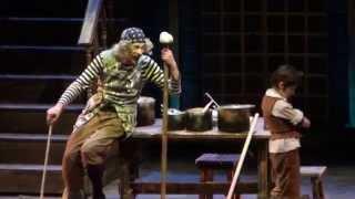 Мюзикл Остров Сокровищ / 1-е отд. (2012)