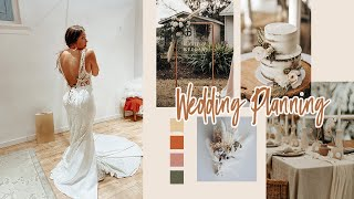 The Ultimate Wedding Planning Vlog