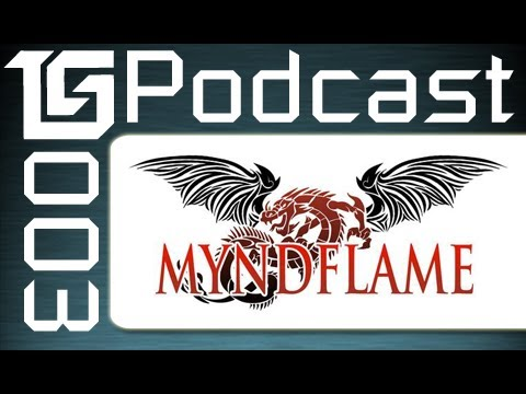 TGS Podcast - #3 ft Myndflame, hosted by TotalBiscuit, Dodger & Jesse!