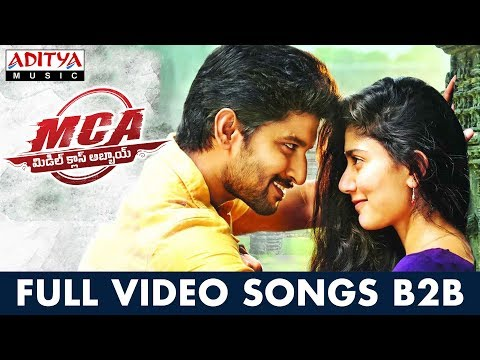MCA Full Video Songs Back To Back | Nani,...