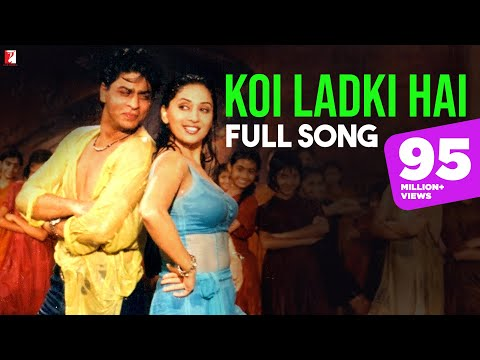 Mix - Koi Ladki Hai - Full Song | Dil To Pagal Hai | Shah Rukh Khan | Madhuri Dixit | Lata | Udit