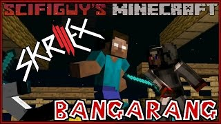 Bangarang - Skrillex (Minecraft Animated Video-Epic Fight with Herobrine!)