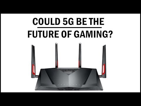 5G Could Reinvent the Game Industry