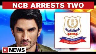 Sushant Drug Probe Case: NCB Arrests Two With Marijuana, Cash In Mumbai